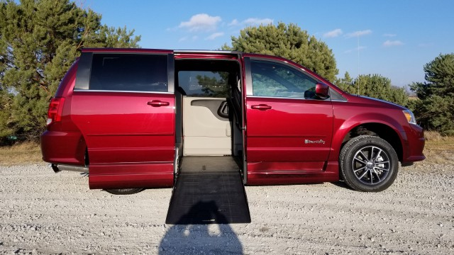 2017 Dodge Grand Caravan  Wheelchair Van For Sale