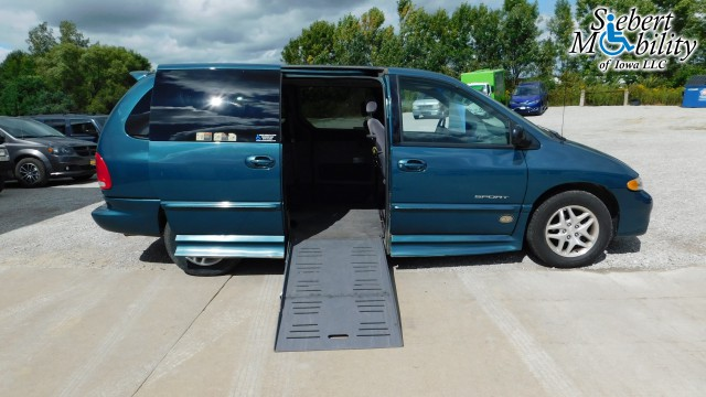 2000 Dodge Grand Caravan  Wheelchair Van For Sale